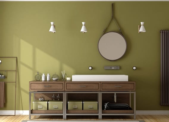 8 Basic Large Wall Mirror Types