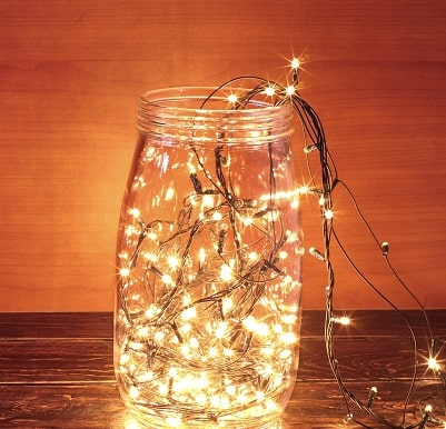 House Decoration With String Lights - 11 Brilliant Ideas!