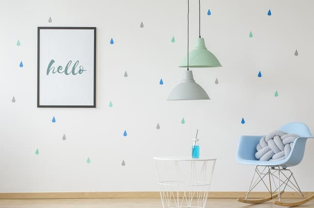 House Decoration With Wallpapers: 11 Chic Ideas!